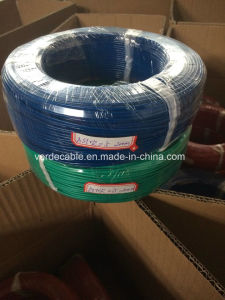 High Temperature Resistant Silk Coated Astvr Electrical Wire pictures & photos