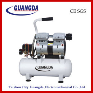 CE SGS 9L 480W Oil Free Air Compressor (GDG09) pictures & photos