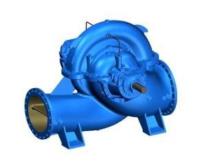 Sanlian Hs (V) Volute Centrifugal Pump pictures & photos