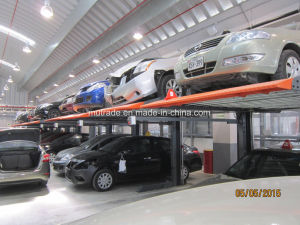 New Developed Hydraulic Car Parking Stacker pictures & photos