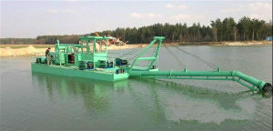 China Best Manufacture with Low Price &High Efficient Jet Suction Dredger pictures & photos