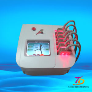 Good Effect Lipo Laser Lose Weight Machine (809nm laser, LED) +2014+New