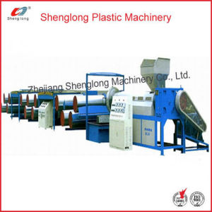 PP Plastic Tape Extruding/ Extrusion Production Line Machine pictures & photos