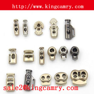 Fashion Decorative Cord Lock Cord Clips Extension Cord Lock pictures & photos