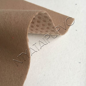 New Design Colorful PVC Fabric Leather for Shoes/Bags pictures & photos