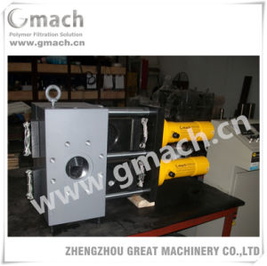 Dual Plate Screen Pack Changer for Pet Filament Extrusion Line pictures & photos