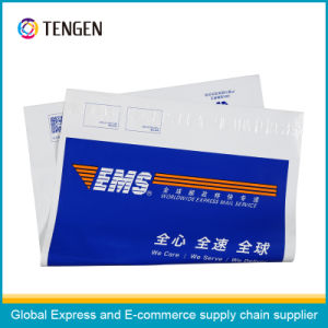 EMS 4c Printing Courier Mailing Bag pictures & photos