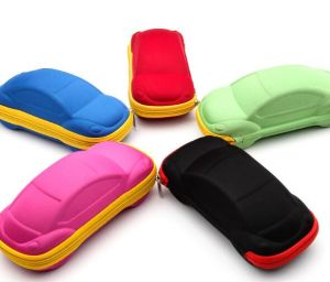Car Shape Velveting Glasses Storage Cases pictures & photos