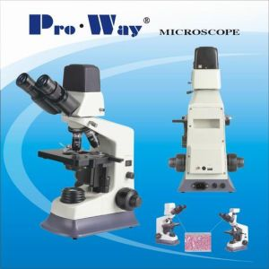 Professional Video Digital Biological Microscope (DB2-PW180M) pictures & photos
