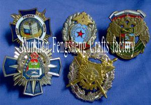 Zinc Alloy Lapel Pins Pin, Badges, Military Badges (FS2013-9181)
