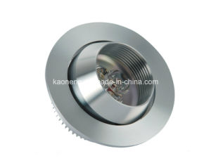 Good Heat Dissipation LED Downlight pictures & photos