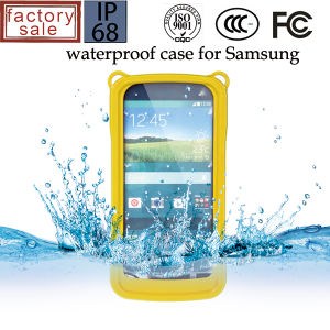 ISO9001: 2008 Certified Factory Wholesale Waterproof Mobile Phone Case