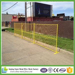 6FT High Best Selling Products Temporary Fencing Hire pictures & photos