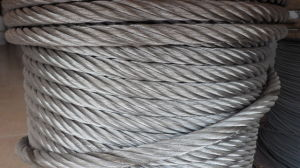 Steel Wire Rope 08 pictures & photos