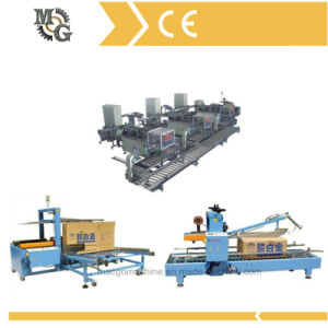 Automatic Carton Filling Packaging Machine for Salt in Bag pictures & photos