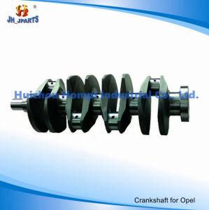 Car Parts Crankshaft for Opel 3.2L V6 Rekord pictures & photos