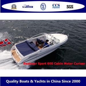 Bestyear Sport 600 Cabin Motor Curiser pictures & photos