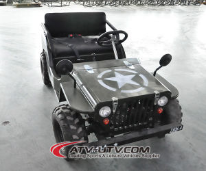 China Manufacture 125cc Mini Jeep pictures & photos