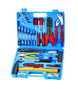 100PCS Good Tool Kit in Blowing Case (FY100B2) pictures & photos