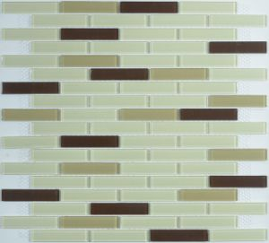 Demax Glass Mosaic Tiles for Wall to Clear pictures & photos