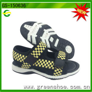 Hot Selling Fashion Sport Summer Sandals for Kids (GS-150636) pictures & photos