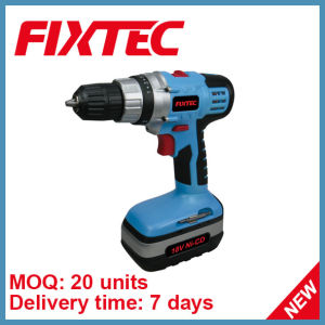 Fixtec 10mm Power Craft Cordless Drill pictures & photos