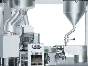 Njp-400A Series High Speed Capsule Filling Machine pictures & photos