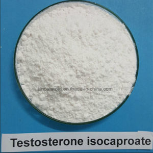 High Purity Body Building Steroid Hormone Testosterone Isocaproate 15262-86-9 pictures & photos