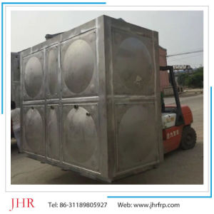 Stainless Pressed Steel Water Storage Tanks pictures & photos