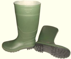 PVC Rainboots (SG-104) pictures & photos