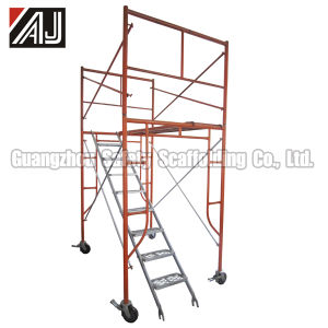 Steel Scaffolding Manson Frame for Construction, Guangzhou Factory pictures & photos