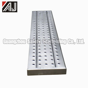 Galvanized Steel Scaffold Boards, Guangzhou Manufacturer pictures & photos