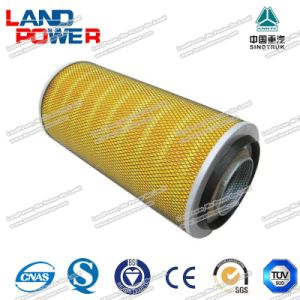 Air Filter Element / Wg9725190102/ HOWO Truck Parts pictures & photos