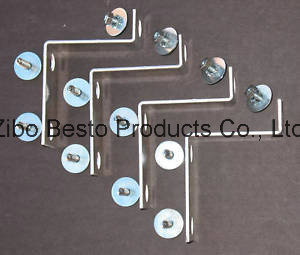 Glass Railing/Rail Parts/Clamps/Fittings/Components/Accessories/Clips pictures & photos