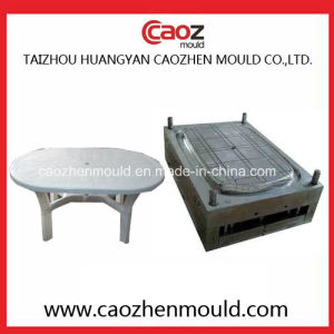 Good Quality Plastic Injection Dining Table Mould in China pictures & photos