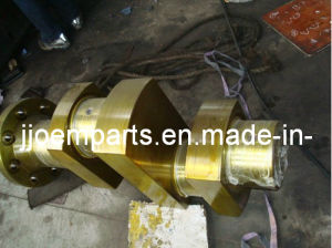 Forged/Forging Steel Crankshafts (Crank Shafts) pictures & photos