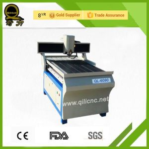 Mini 6060 Metal CNC Router Machine pictures & photos