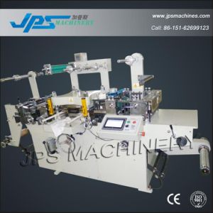 Barcode Label and Narrow Webbing Label Die Cutting Machine pictures & photos