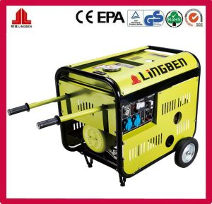 2kw Semi Close Open Type Diesel Generator Power Generators (LB2000WH)