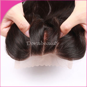 Wholesale Brazilian Lace Closure Human Hair Product pictures & photos