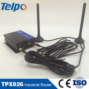 Telepower SIM Card Slot WiFi 3G 4G Router with External Antenna pictures & photos