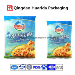 Laminated Bake for Raw Materials Food Packaging Bag with Zipper pictures & photos
