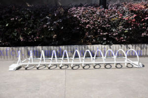Wave Style Bicycle Rack Storage pictures & photos