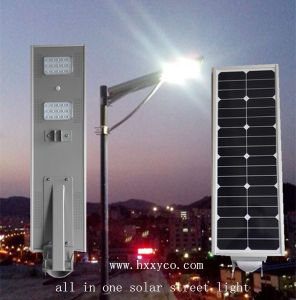 New Rural Construction 30W LED Solar Street Light pictures & photos