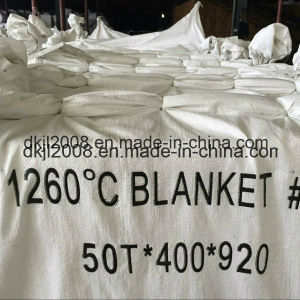 Density 140g/cm3 1260 Std Ceramic Fiber Blanket Factory pictures & photos
