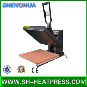 Cheap Price High Quality T-Shirt Heat Press Machine for Sublimation Printing Popular in The Market pictures & photos