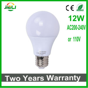 No Driver SMD2835 AC200-240V 12W LED Bulb pictures & photos