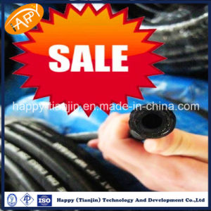 R1&R2 Wire Braid Reinforced Hydraulic Rubber Hose pictures & photos