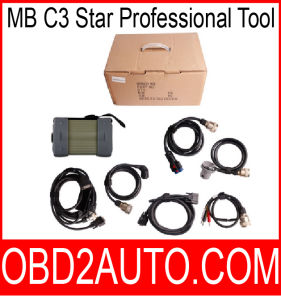 MB Star C3 Diagnostic Tool 12V Cars Update to Latest Version