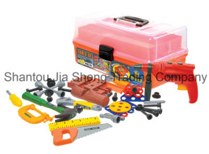 Mobile Box Tools Set with Friction Drill (2108)
